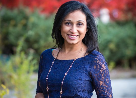 Dr Ritu Trivedi-Purohit Founder and CEO of Thriveosity