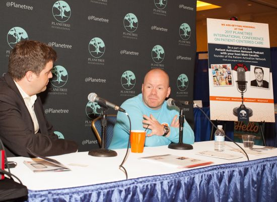 Planetree VP Allan Manning on the Patient Activation Network Podcast