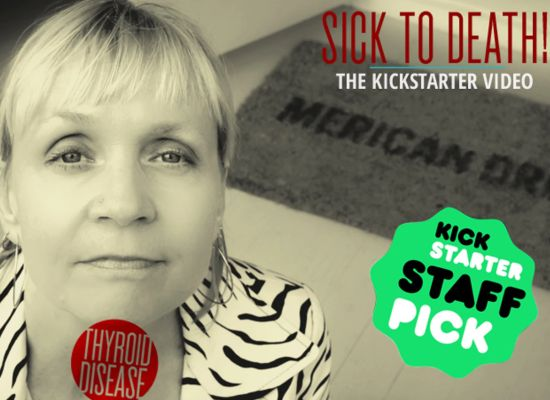 Sick 2 Death with Maggie Hadleigh-West on the Patient Activation Network